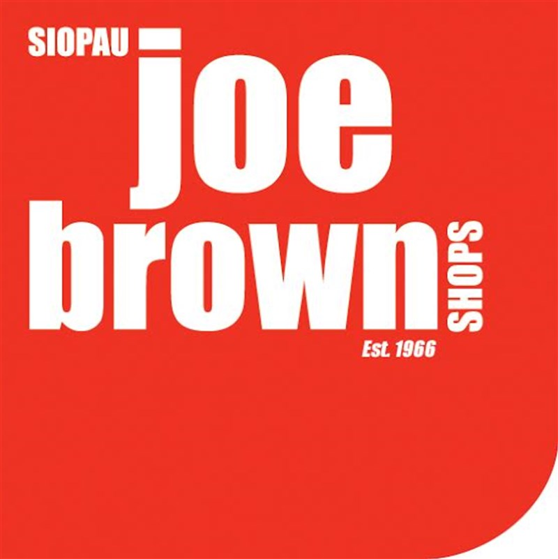 Joe Brown Shops logo